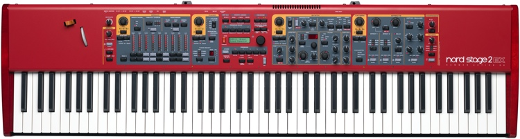 Nord Stage 2 ex88